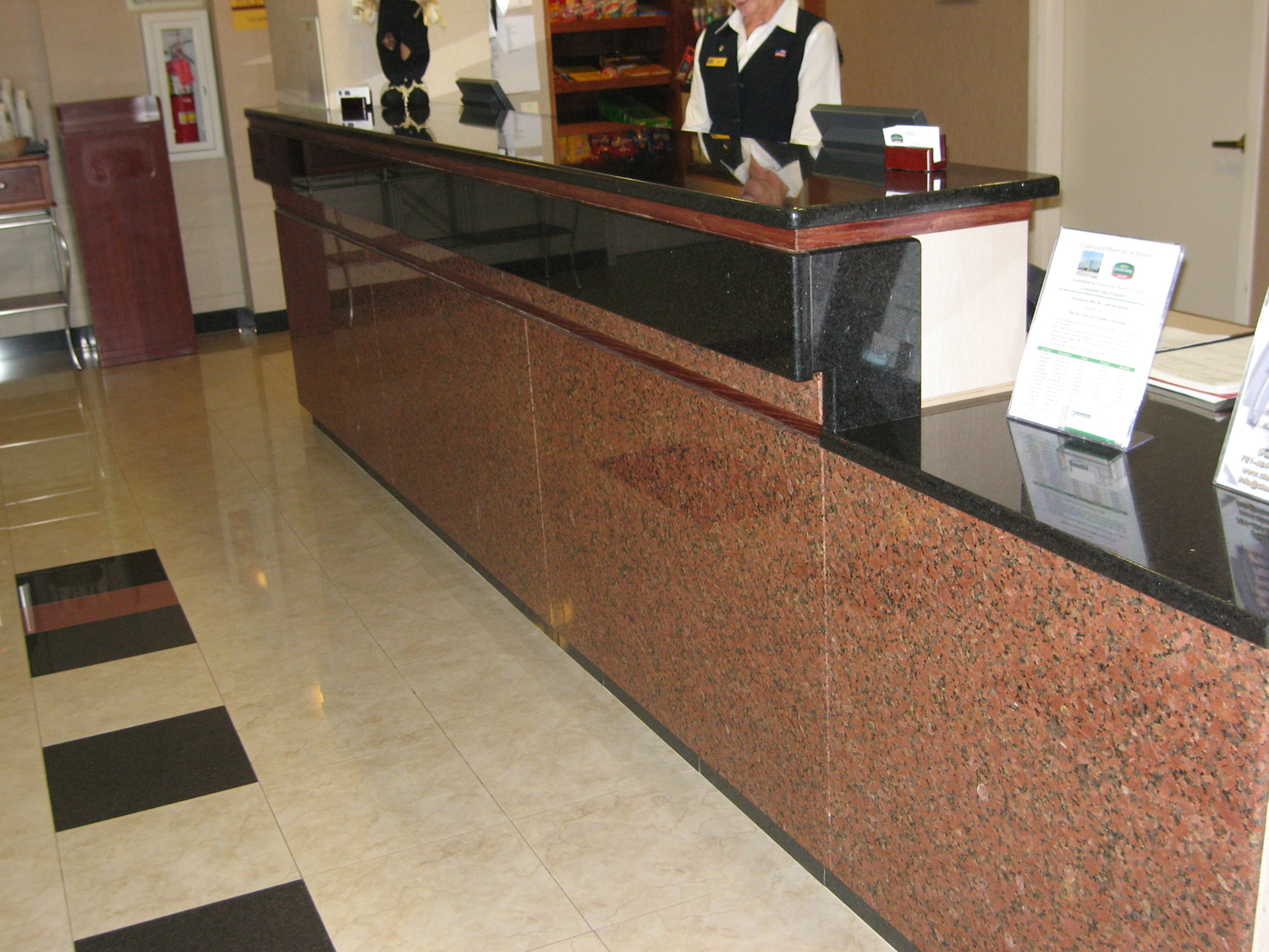 Marriott Front Desk 3