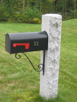 mailbox-post