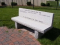 gray-park-style-bench-with-engraving