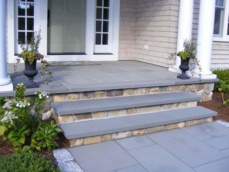 Stoneone Marble Granite Amp Masonry Bluestone Treads