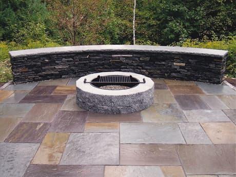 Stoneone Marble And Granite Fire Pit Swenson